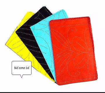 Combo Pack of 4 PCs Baby Katha-Multicolor