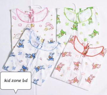 4 pcs cotton Nima for Baby-Multicolor (Thailand)