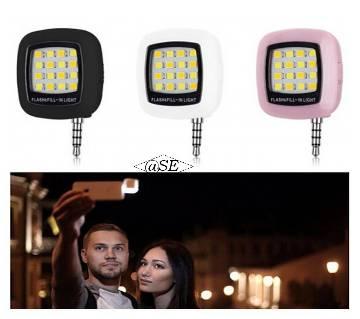 Selfe flash light