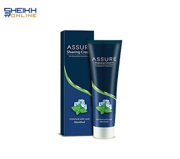 Assure Shaving Cream