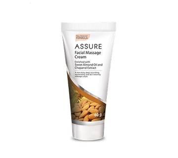 Assure Facial Massage Cream-60gm-INDIA