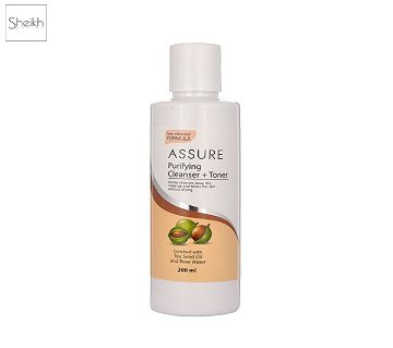 Assure Purifying Cleanser Toner-200ml-INDIA