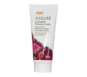 Assure Complete Fairness Cream 50g - India