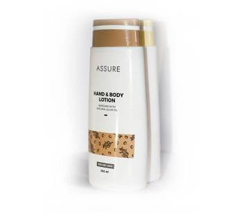 Assure Hand and Body Lotion 250ml  India