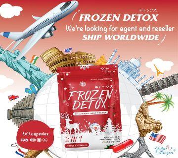 Frozen Detox 60 Capsule