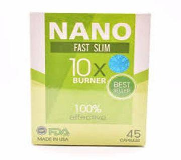 NANO Fast Slim (45 capsule) USA
