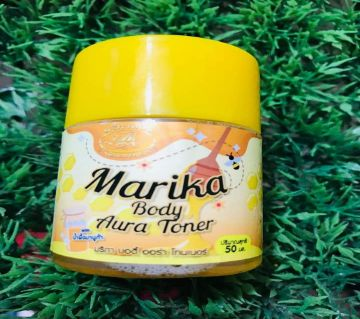 Marika Body Aura Toner - Thailand (50ml)