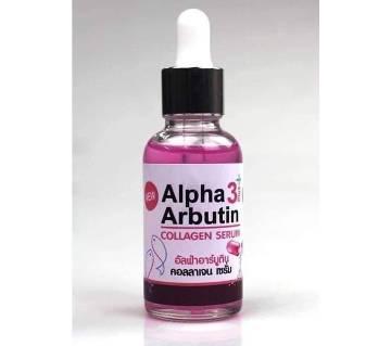 Alpha arbutin 3 plus collagen serum 40 ml Thailand