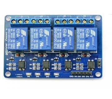 5V 4 Channel Relay Module