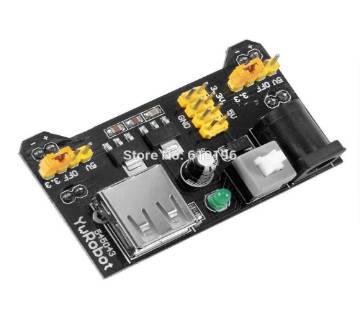 Breadboard Power Supply USB - 5V/3.3V