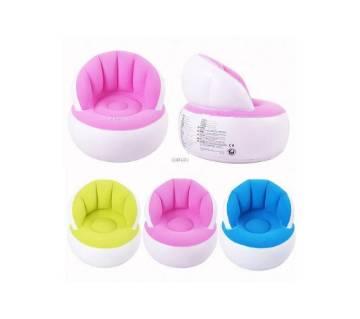 Inflatable Air Sofa Chair for Kids with air pump - 1 pcs
