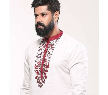 Mens cotton panjabi