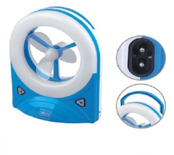 Rechargeable Light and Fan