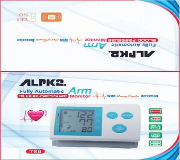 Alpk2 Digital Blood pressure Monitor (Automatic,Arm)