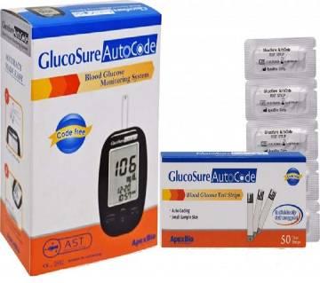 GlucoSure AutoCode Bloodglucose Monitoring System