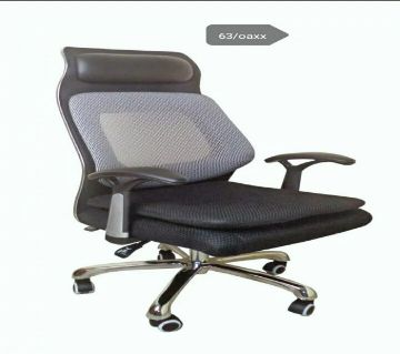 Revolving Office Chair Double Seat