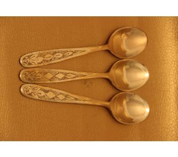 Pitoler Nokshi Table Spoon 3 piece
