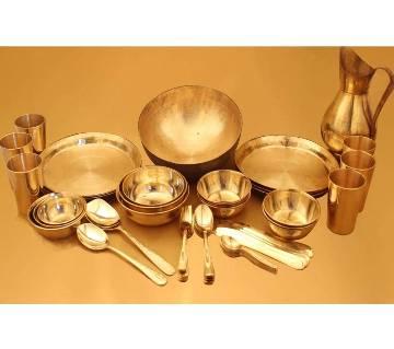 Brasses Exclusive Dinner Set (28 piece)