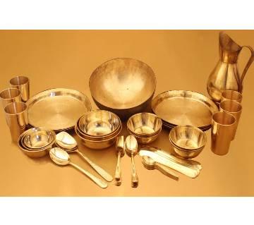 Brasses Exclusive Dinner Set (52 piece)