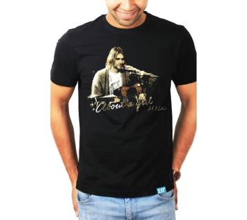 About a girl - Nirvana - Music T-shirts by The Banyan Tee