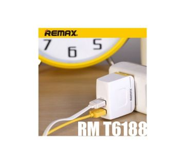 Remax RM T6188 USB Charger
