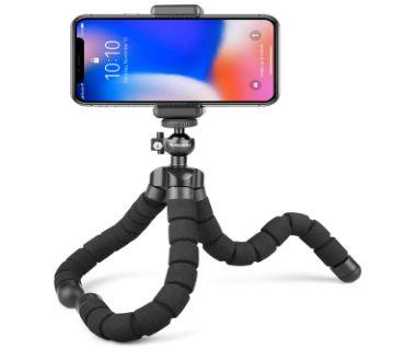Octopus camera stand