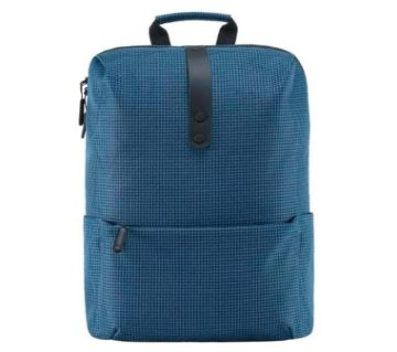 MI College Casual Backpack - Blue