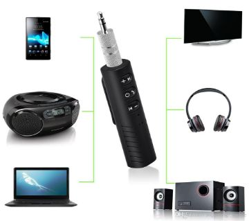 Bluetooth Music Receiver - Black