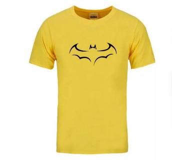 Batman Yellow Menz TShirt