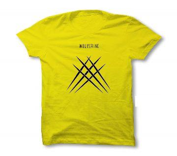 Half Sleeve T Shirt For Men
