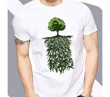 Menz Cotton Stylish Tshirt