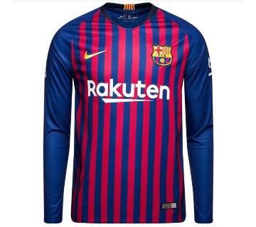 Barcelona Full Sleeve Jersey-copy
