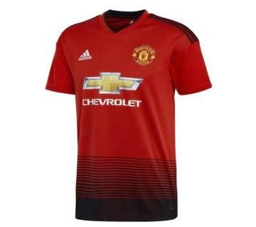Manchester United Half Sleeve Jersey-copy