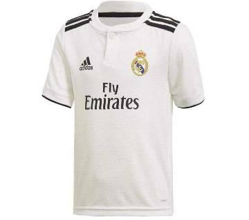 Real Madrid Half Sleeve Jersey-copy