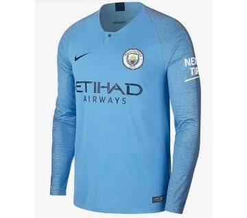 Manchester City Full Sleeve Jersey-copy