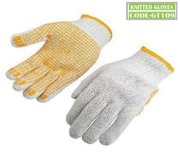Knitted Gloves  (1 Pair)