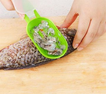 Fish Skin Remover Knife