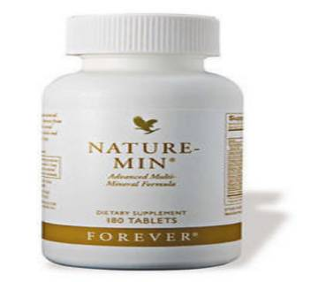 Forever Living Nature-Min 180 tablets - USA
