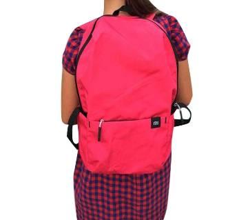 XiaoMi MI Colorful Mini Backpack -Pink