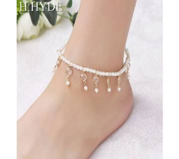 Pearl Setting Anklet