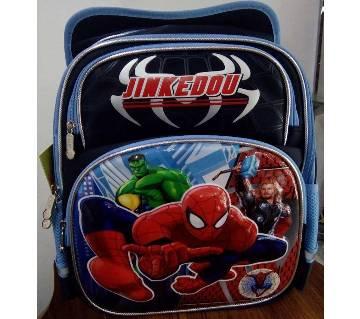 Spiderman School Bag for Boy