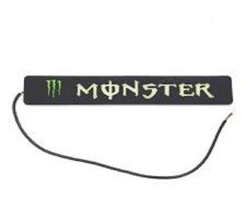 Monstar Name Light - White