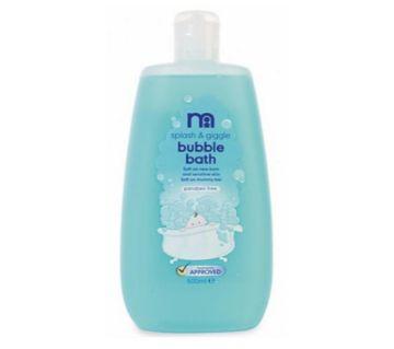 splash and giggle bubble bath 500ml - UK