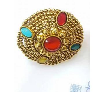 City Gold Finger Ring