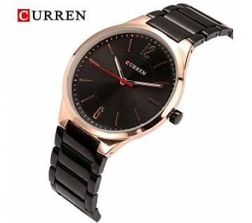 CURREN 8080 Curren Watch Men Japan Movement Stainless Steel Watch