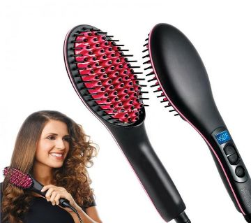 Simply Straight Ceramic Hair Stretcher Brush