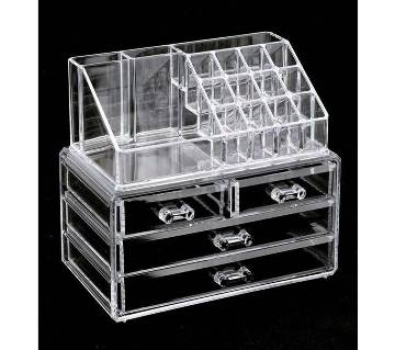 Cosmetic Storage Box (4 Drawer)
