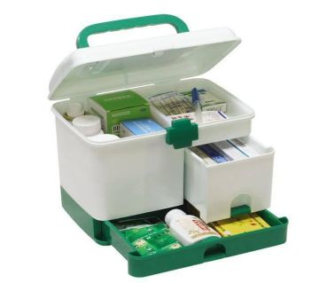 First Aid Medical Storage Box