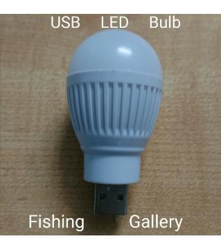 LED Bulb USB