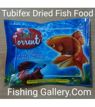 Dried Fish Food-10gm-India